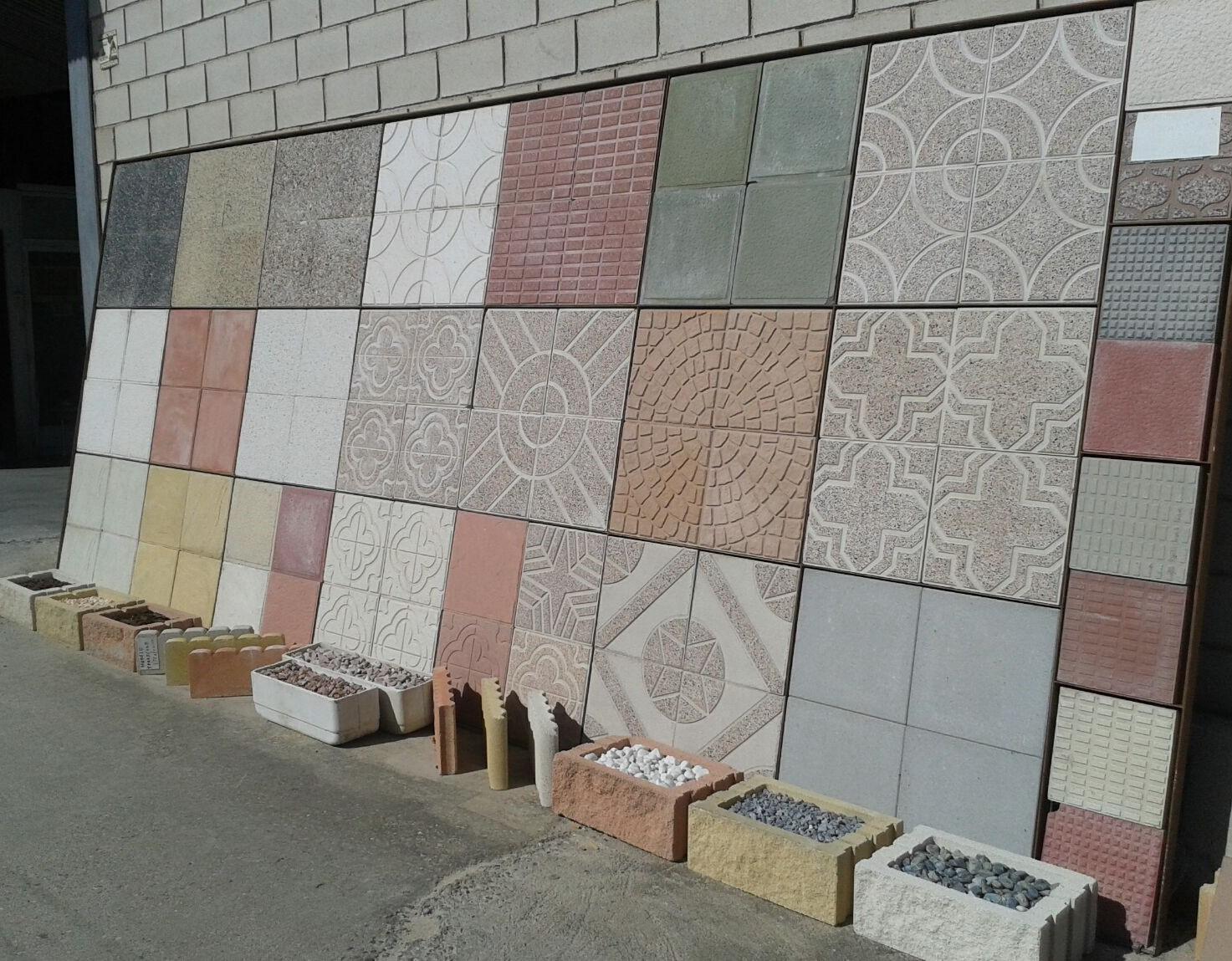 Pavimentos maydecor for Terrazo exterior