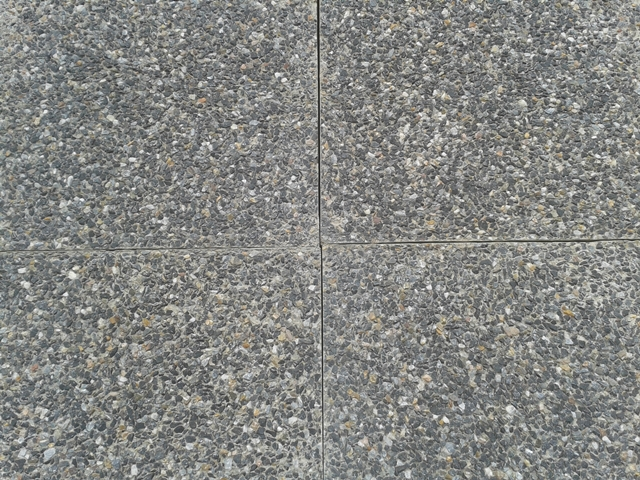 Terrazos de exterior materiales de construcci n para la - Baldosa terrazo exterior ...